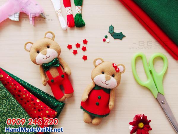 Ba lý do chọn sản phẩm handmade làm quà thôi nôi cho bé.