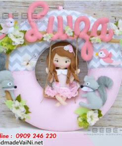 Quà tặng sinh nhật handmade cho bé gái - SN0007