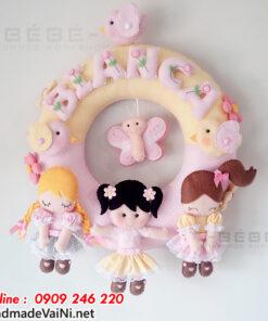 Quà tặng sinh nhật handmade cho bé gái – SN0010