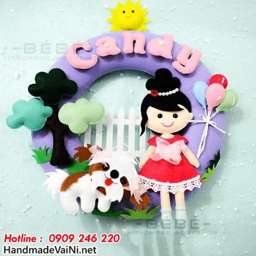 Quà tặng sinh nhật handmade cho bé gái – SN0015