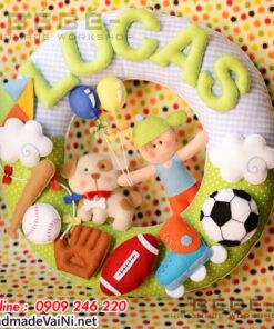 Quà tặng sinh nhật handmade cho bé trai – SN0011