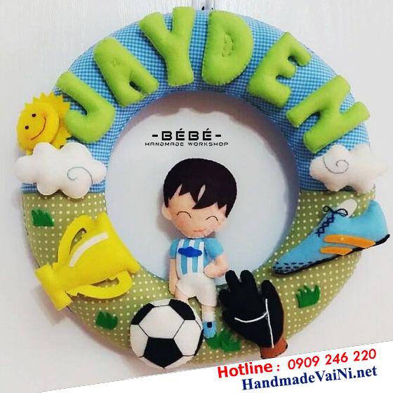 Quà tặng sinh nhật cho bé trai handmade sn0023