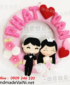 Quà tặng đám cưới ý nghĩa và thiết thực thay cho phong bì QC08