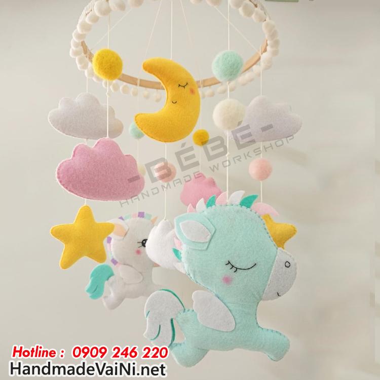 Bộ đồ chơi handmade cho trẻ sơ sinh DC53