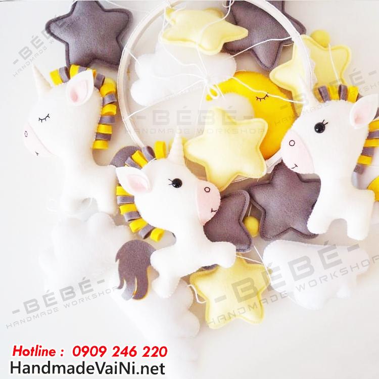 Mua đồ chơi treo nôi cũi handmade ở đâu đẹp và chất lượng