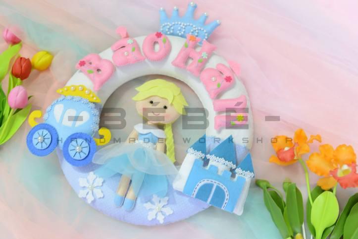 Quà tặng sinh nhật cho bé gái ý nghĩa cho bé gái sn0030 - Nữ hoàng Băng Giá Frozen