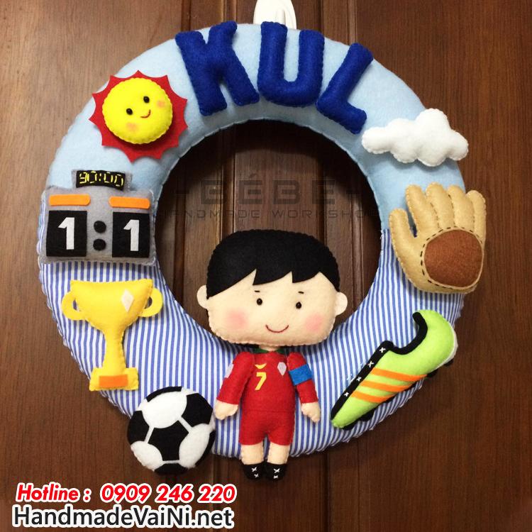 Quà tặng sinh nhật cho bé trai handmade sn45