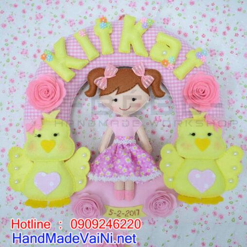 Quà tặng sinh nhật handmade ý nghĩa cho người nước ngoài sn0031