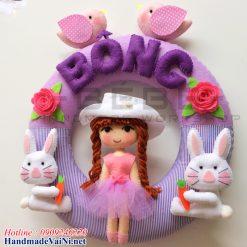 Quà tặng sinh nhật handmade ý nghĩa và tinh tế cho bé gái sn0026